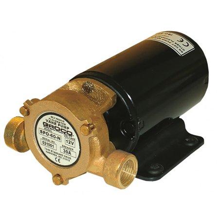 Groco SPO Heavy Duty Vane Pump, 12V