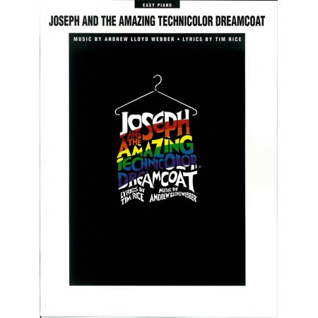 Joseph and the Amazing Technicolor Dreamcoat (Songbook) -