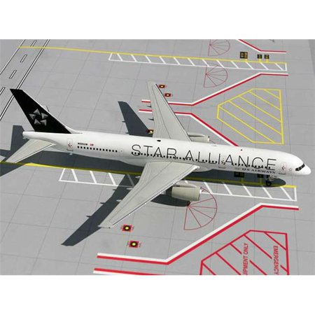 GEMINI200 1-200 G2USA098 US Airways 757-200 1-200 Star Alliance Livery