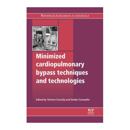 Minimized Cardiopulmonary Bypass Techniques and Technologies - eBook