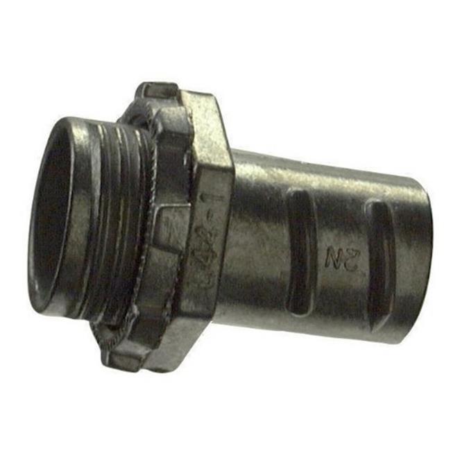 Halex 20440 1//2-Inch Screw in Connector