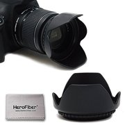 67MM Lens Hood (Hard) for 67MM Lenses and Cameras