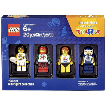 - LEGO LEGO Bricktober Athletes Minifigure Collection 4-Pack