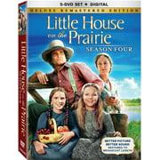 Little House On The Prairie: Season Four (DVD)