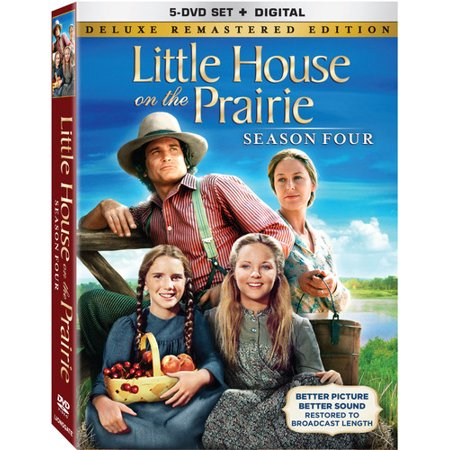 Little House On The Prairie: Season Four (DVD)](Pretty Little Liars Season 2 Halloween)
