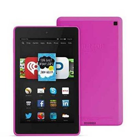Refurbished Fire HD 6 - 6 HD Display, Wi-Fi, 8 GB - Includes Special Offers, Magenta