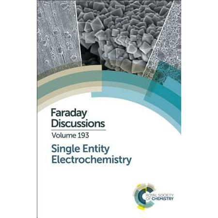 840482ae9193 Single Entity Electrochemistry   Faraday Discussion 193 - Walmart.com