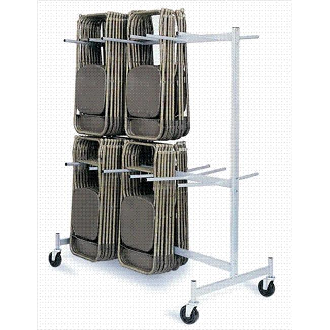 Raymond Products 900L Hanging Folded Chair Storage Truck for Lifetime Chairs