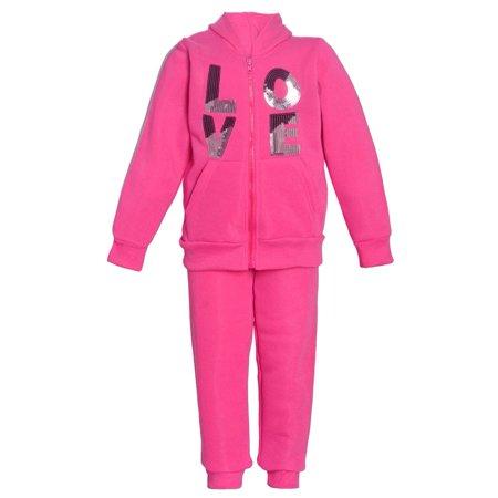 Little Girls Pink