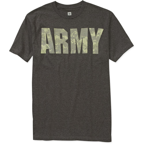 Army Big Men's Graphic Tee