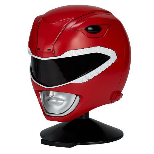 Power Rangers Mighty Morphin Legacy Helmet Red Ranger by Bandai
