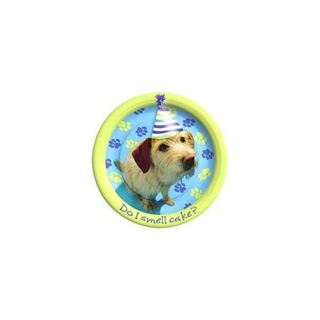 Puppy Party Cake Plates (8-pack) - Party Supplies