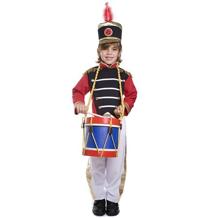 Dress Up America  Boy's 3-piece Drum Major Costume](America Costume Ideas)