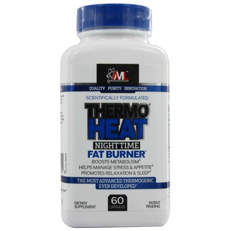Advanced Molecular Labs - ThermoHeat Nighttime Fat Burner - 60 Capsules