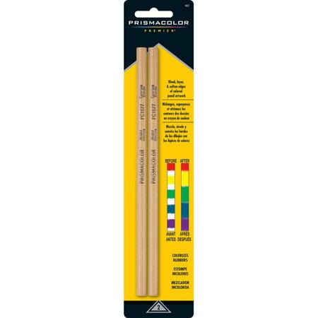 Prismacolor Premier Colorless Blender Pencils, 2 Pack