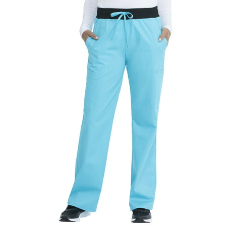 b2ab5256e53 Scrubstar - Scrubstar Women s Premium Collection Drawstring Flex Stretch  Scrub Pant - Walmart.com