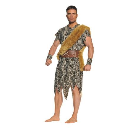 Cave Dweller Costume](Cave Costume)