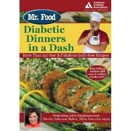 Mr Foods Diabetic Dinners In A Dash Walmart