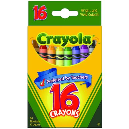 Sparkle Crayons (Crayola Crayons, Quantity of 8)