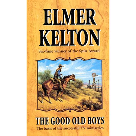 The Good Old Boys : A Hewey Calloway Novel](Present For 4 Year Old Boy)