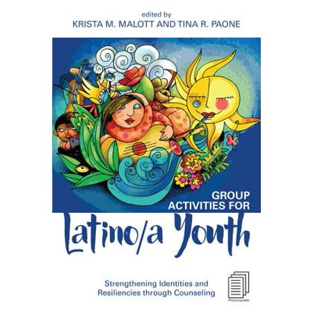 Group Activities for Latino/a Youth - eBook](Halloween Youth Group Activities)