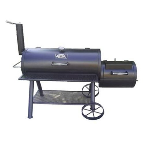 Smoke Hollow Pro Smoker Deluxe Barrel Grill by Outdoor Leisure Products Inc