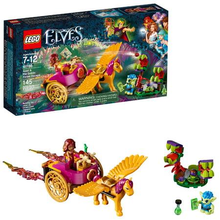 LEGO Elves Azari & the Goblin Forest Escape 41186 (145 - Cheap Elves