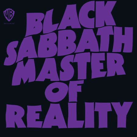 Black Sabbath - Master Of Reality - CD