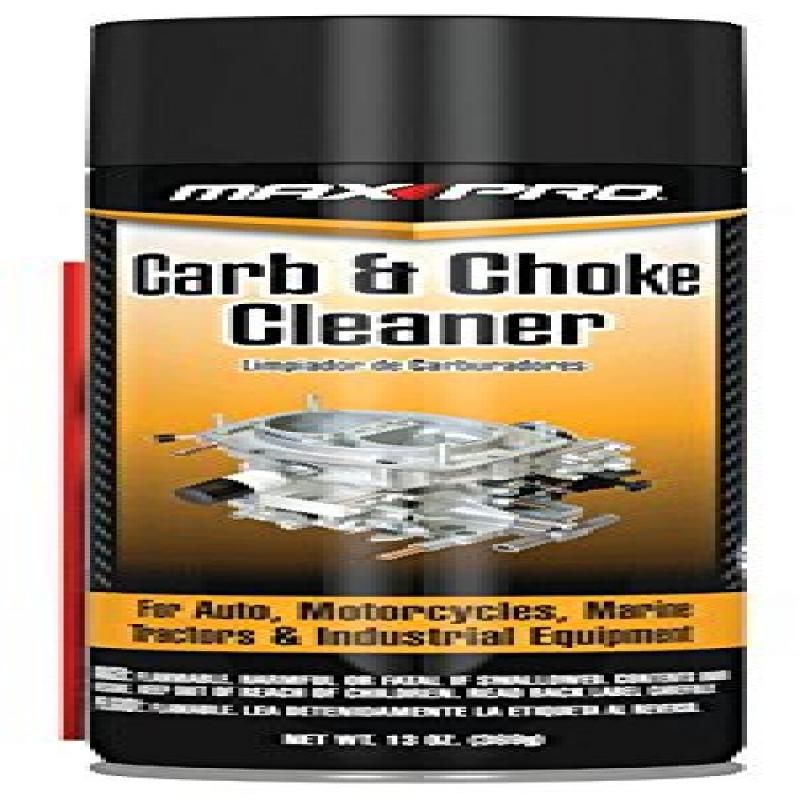 Max Professional CC-004-057 CARB CHOKE CLEANER - Case of 12