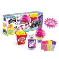 So Slime DIY - Slime'licious Scented Slime 3-Pack – Ice Cream, Grape Soda & Popcorn
