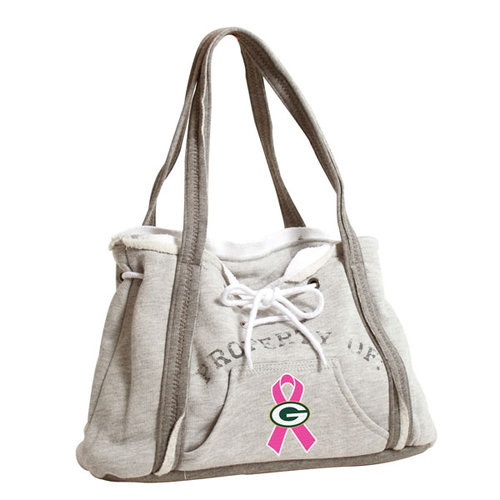 NFL - Green Bay Packers Breast Cancer Awareness Hoodie Purse