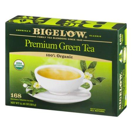 Product of Bigelow Organic Green Tea, 168 ct. [Biz