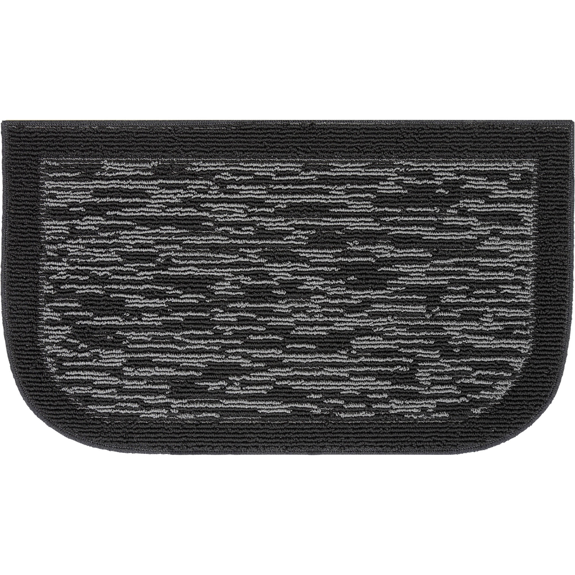 "Mohawk Home Canopy Slice Kitchen Rug, Moonless Night, 1'6"" x 2'6"""