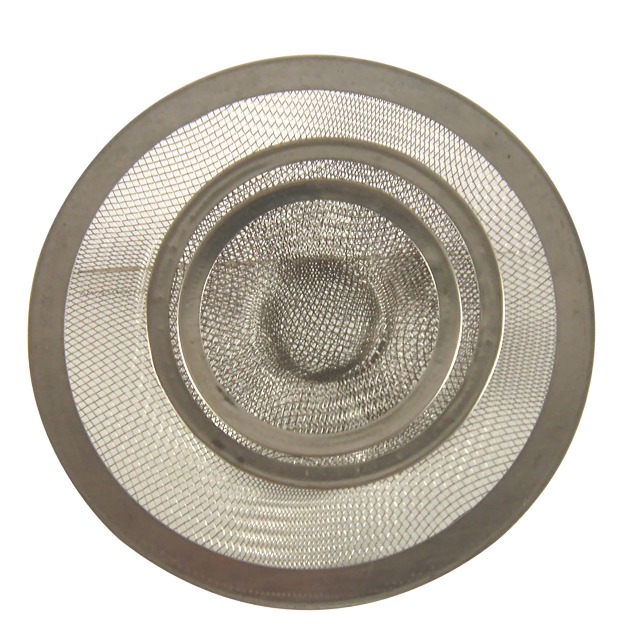 DANCO Mesh Strainer Combo 3-Pack, Stainless Steel (88886)