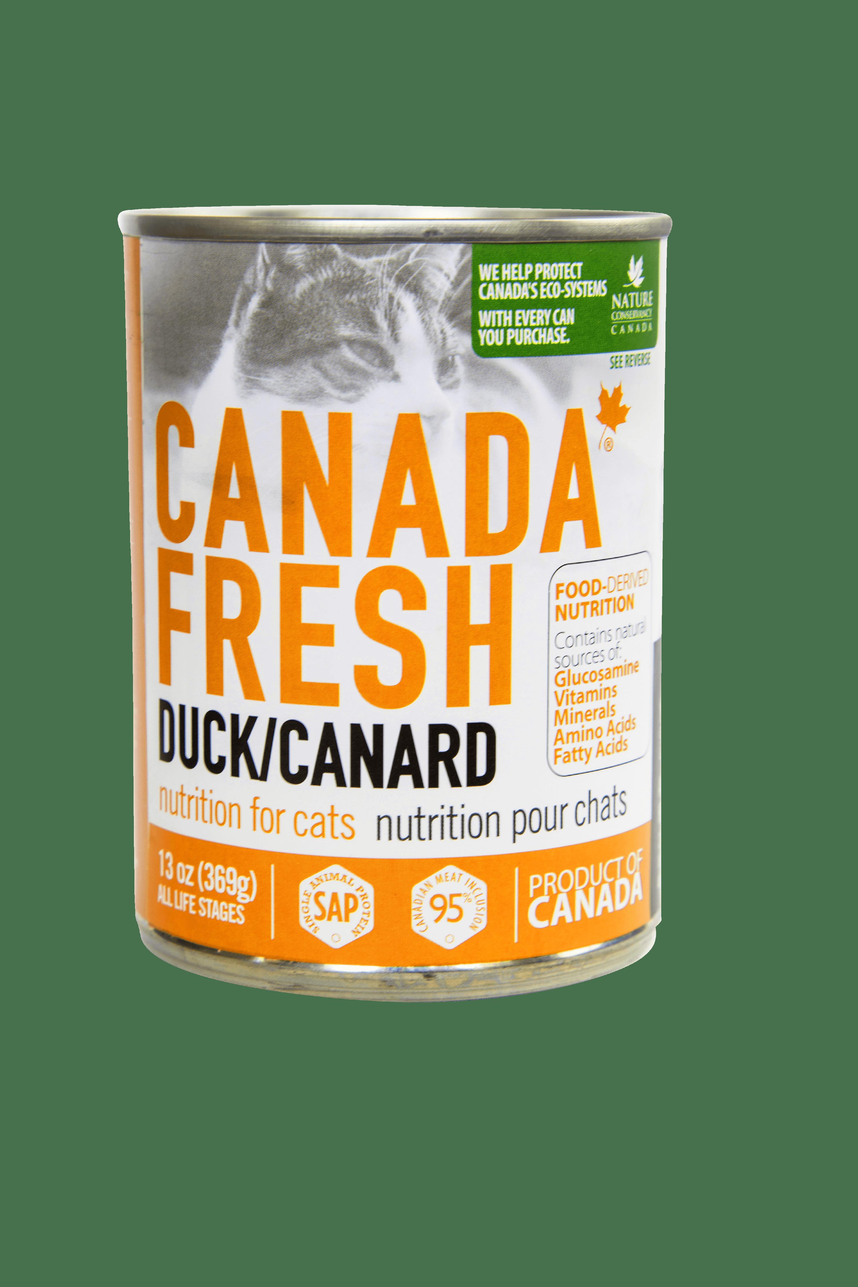 Cameron canada wet food