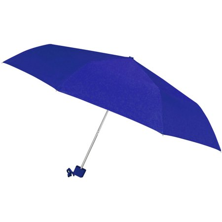 42 ultra lite super mini umbrella, windproof frame, color matching rubber spray handle - Mini Umbrellas