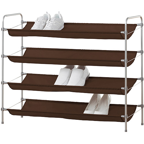 Neatfreak Fashion Shoe-Shelf, Brown