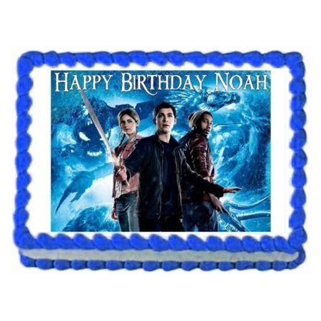 PERCY JACKSON AND THE SEA OF MONSTERS edible cake image party cake topper - Party Store Jackson Ms