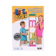 Brik Buster Tower Toppling Game by Strictly Briks | 133 Pieces