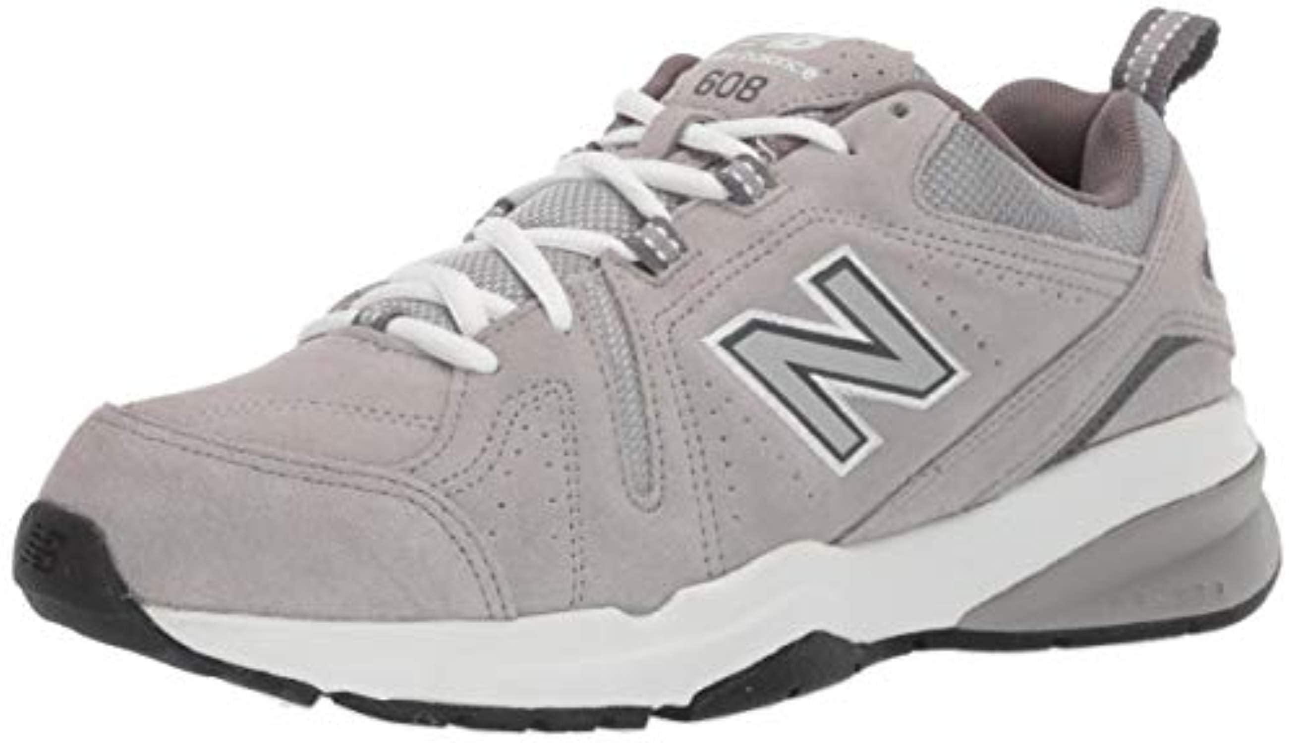 grey new balance trainers mens
