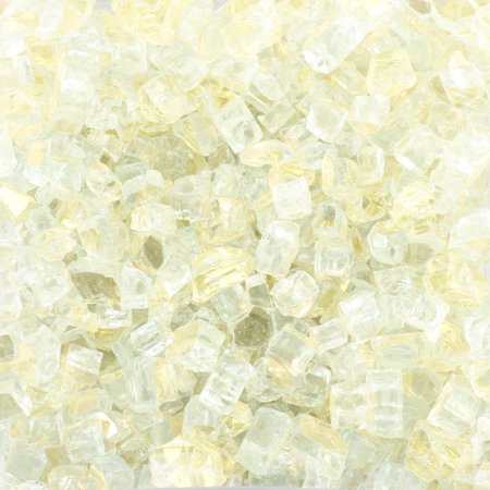 Koyal Wholesale Gold 4-Pound Mirror Glass Vase Filler, Crystal Confetti, DIY Deco Projects, Table Scatter