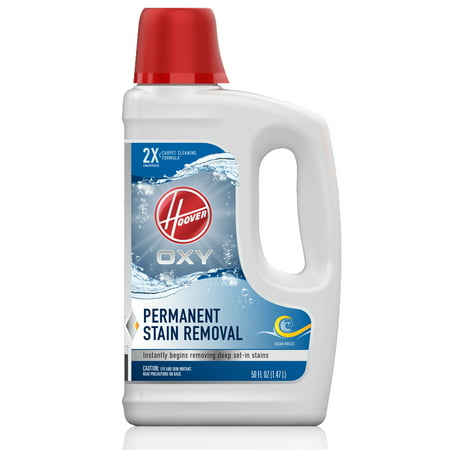 Hoover Oxy Carpet Cleaning Solution, 50 Oz, AH30950