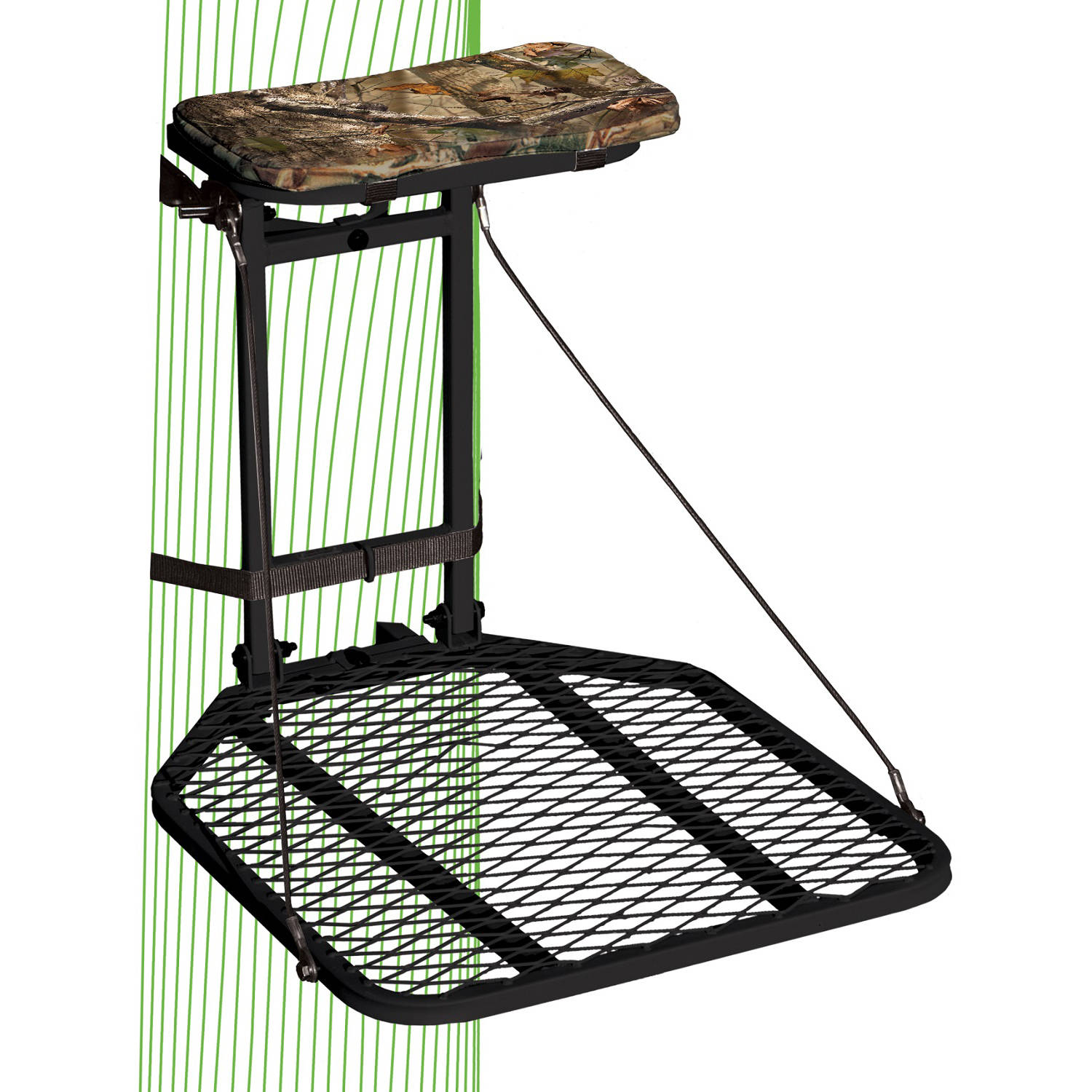 """Sniper The Eagle Fixed-Position Hang-On Treestand 20"""" W x..."""