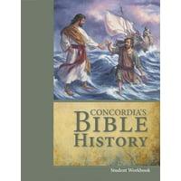 Concordia's Bible History Workbook