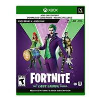 Fortnite: The Last Laugh Bundle, Warner Bros, Xbox ONE/XSX