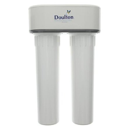 Commercial Water Distributing DOULTON-W9380001 Plastic Inline Duo Filter