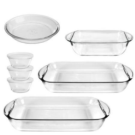 Anchor Hocking 10-piece Essentials Bake Set by