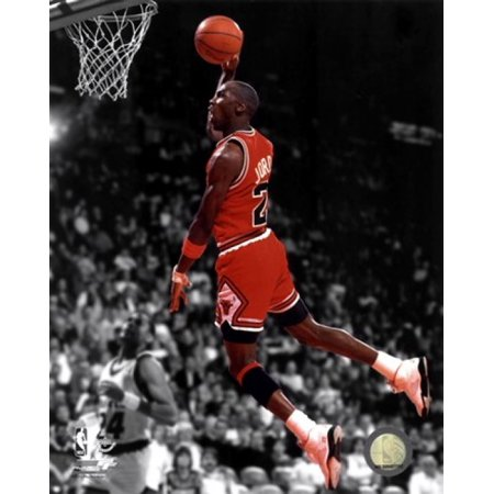 Michael Jordan 1990 Spotlight Action Sports