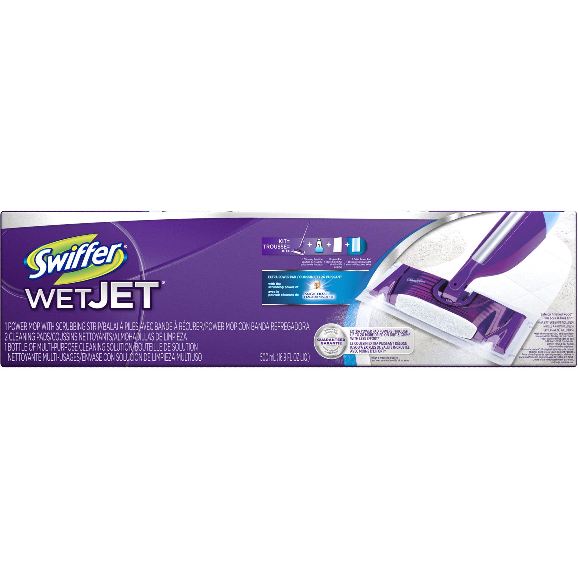 Swiffer Wetjet All In One Power Mop Kit