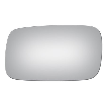 Burco 2770 Driver Side Power Replacement Mirror Glass for Saab 9-3, 9-5, 900 ()